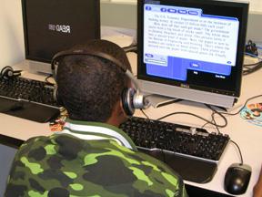 Technology Aids Literacy
