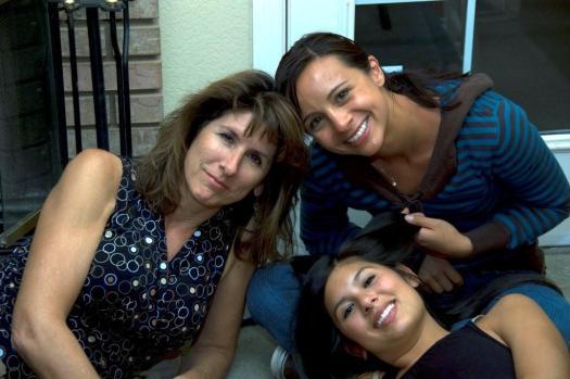 Me, Andy, and Elya