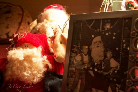 Santa Nostalgia Photo