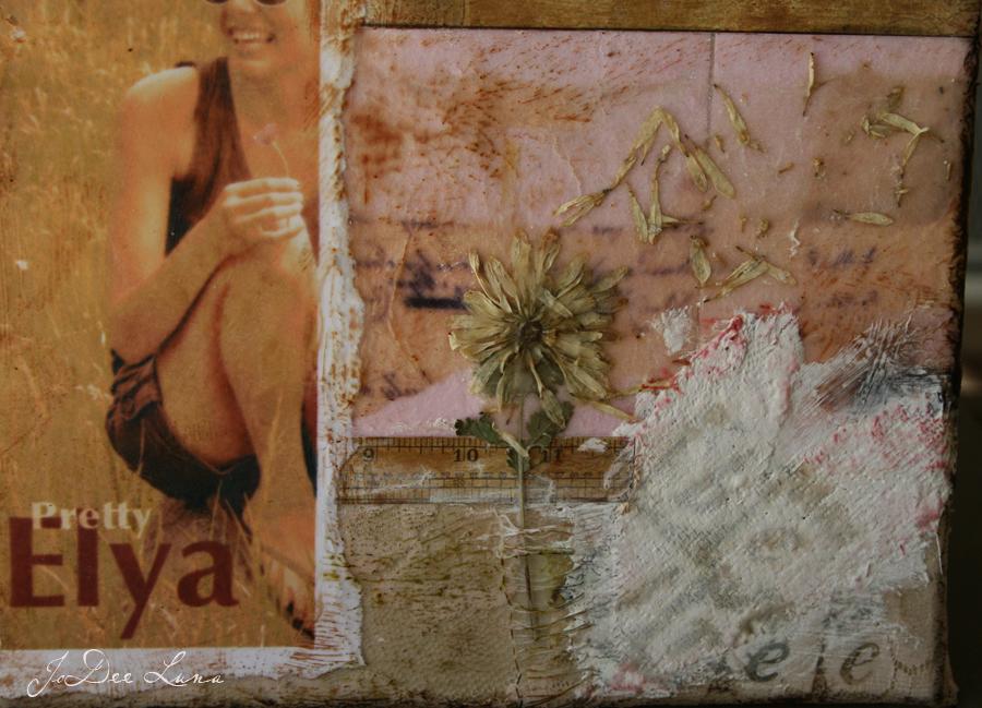 Immeasurable Love Mixed Media Dandelion_960