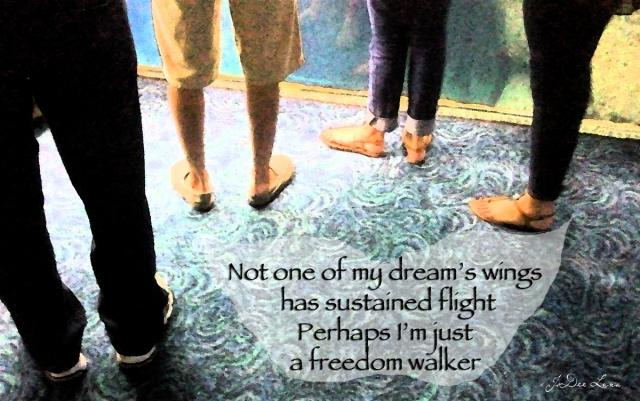 Freedom Walkers, Poem