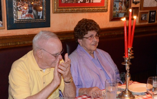 Aunt Nancy and Uncle Bill