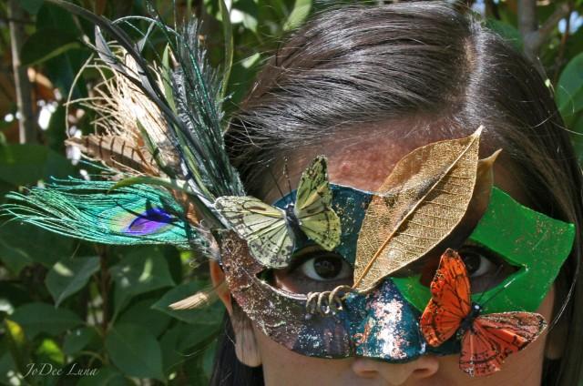 Forest Mask Elya