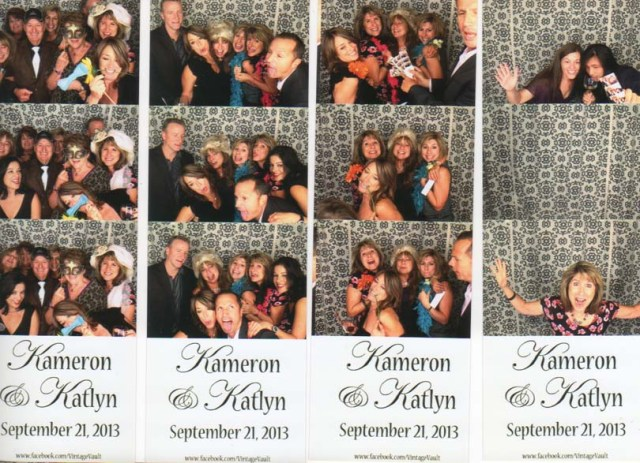 Photo Booth Wedding Blast