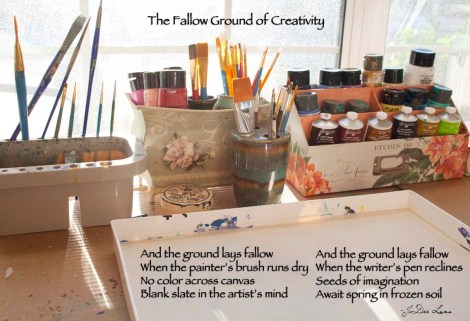 The Fallow Ground of Creativity