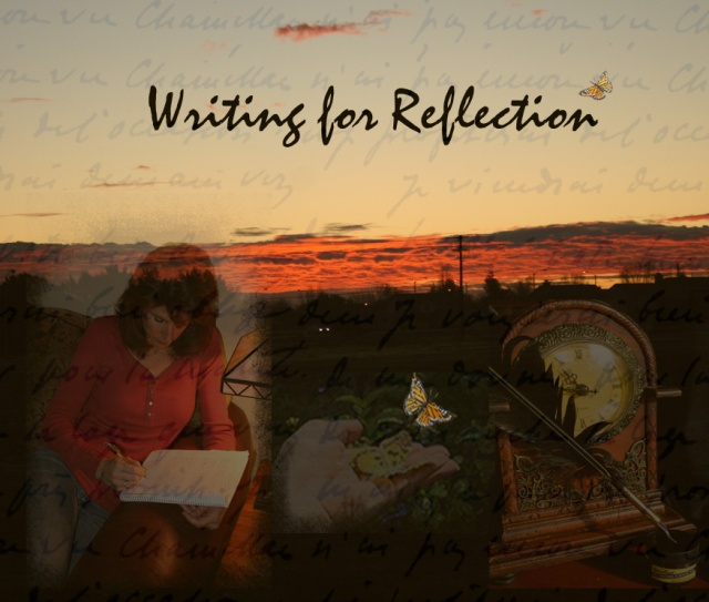 Writing for Reflection,  JoDee Luna