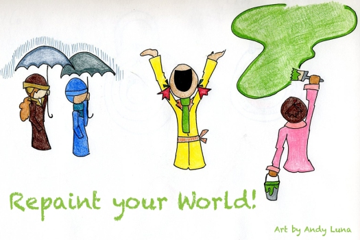Repaint your World