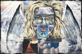 Artist Angel: When an artist needs encouragement to expand, God sends his Artist Angel!