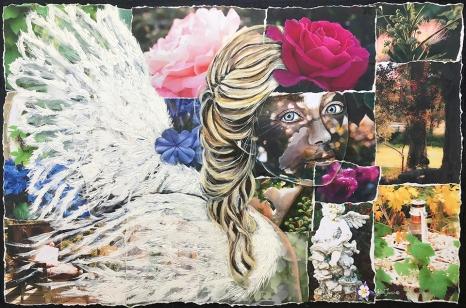 Amber Angel by JoDee Luna
