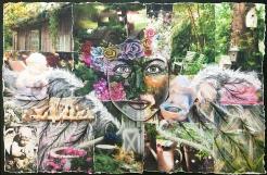 Garden Angel by JoDee Luna